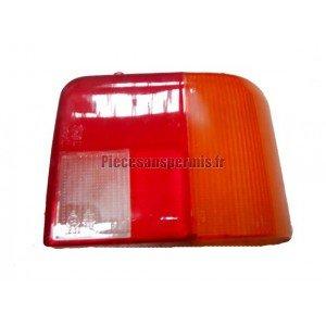 Rear lens (light covers) microcar spid