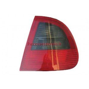 Back rear light for jdm titane