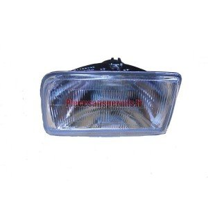 Front headlight ligier