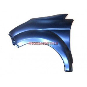 Wing front left aixam gto