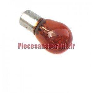 Bulb 12v 21w amber