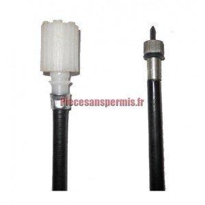 Cable counter kilometrique ligier
