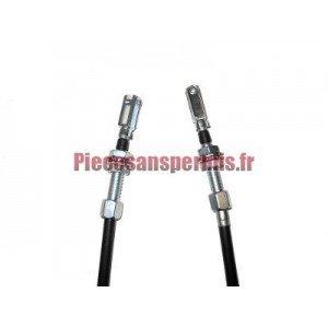 Brake cable has hand grecav