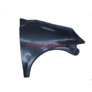 Wing front right aixam 400.4