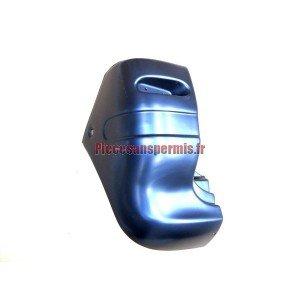 Shoe barrier shock rear left