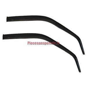 Deflector for microcar virgo