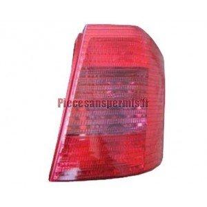 Lights rear microcar