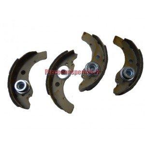 Set of 4 jaws diameter 160