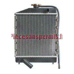 Radiator microcar mc1 lombardini