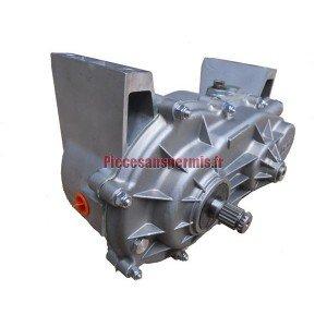 Ligier kussai max gear box