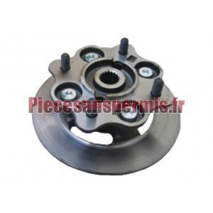 Disc brake complete aixam d172