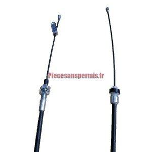 Aixam handbrake cable