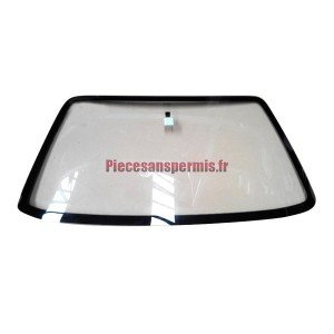 Windscreen for aixam