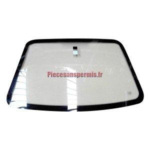 Windscreen for microcar mgo