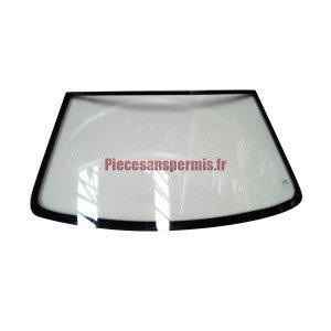 Windscreen for microcar lyra