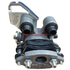 Caliper rear microcar