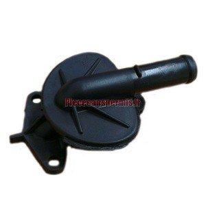 Check valve closure chatenet