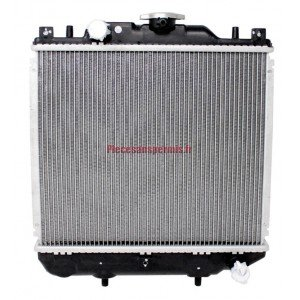 Radiator aixam 500 / 500.4 / 721 / 741 / 751 / crossline / scouty